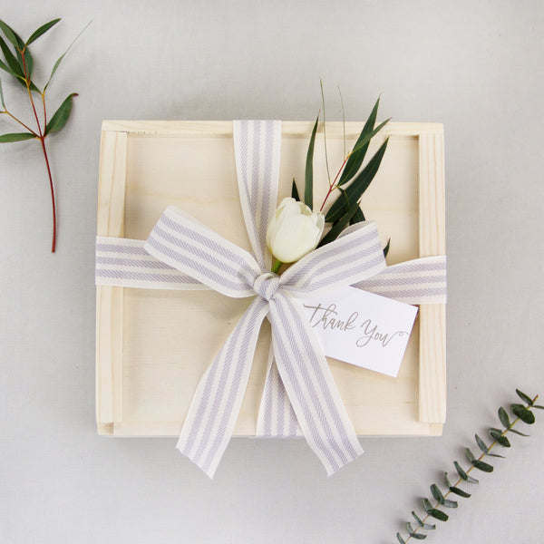 How to stand out as an event planner – create custom welcome gifts