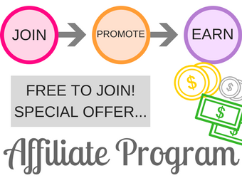 Join our Affiliate Program! Earn $$$