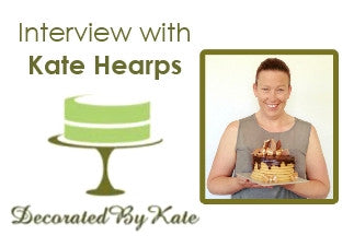 We interview Kate Hearps of 'Decorated by Kate'