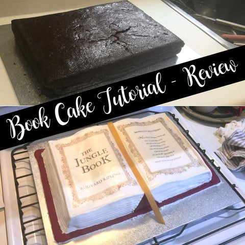 Book Cake - Customer Tutorial