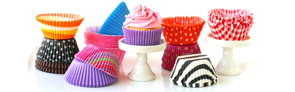 Cupcake cases liners