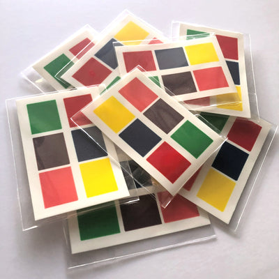 Edible Watercolour (PYO) Paint Palette (1 piece)