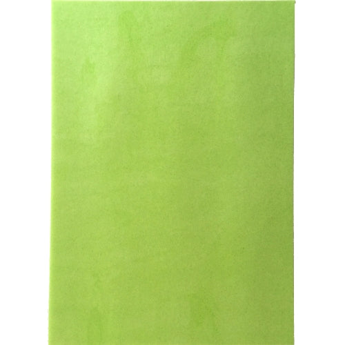 Green - Coloured Wafer Paper A4