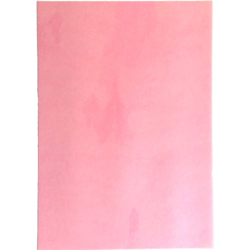 Pink - Coloured Wafer Paper A4