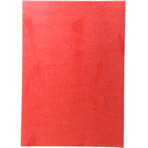 Red - Coloured Wafer Paper A4