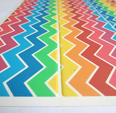 Custom Icing Edible Image Cake Side Strips with your pattern
