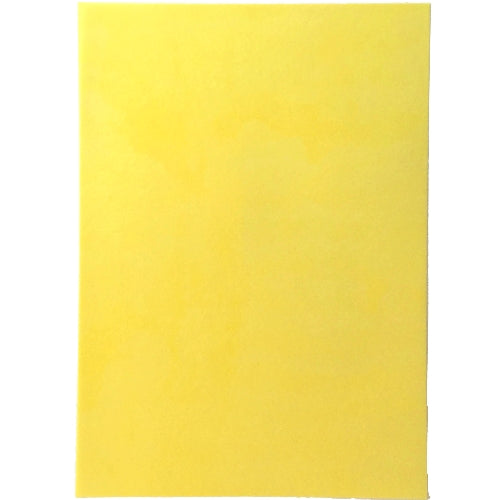 Yellow - Coloured Wafer Paper A4