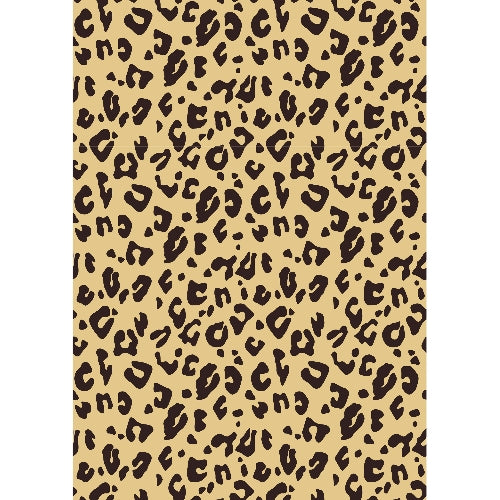 Cheetah print - Edible Printed Wafer Paper A4