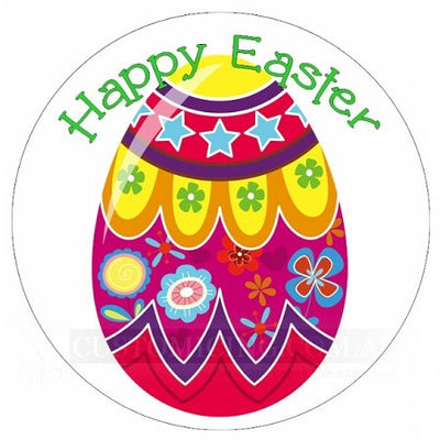 Happy Easter Cupcake Toppers (4 sizes available)