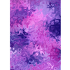 Purple Swirl Edible Printed Wafer Paper A4
