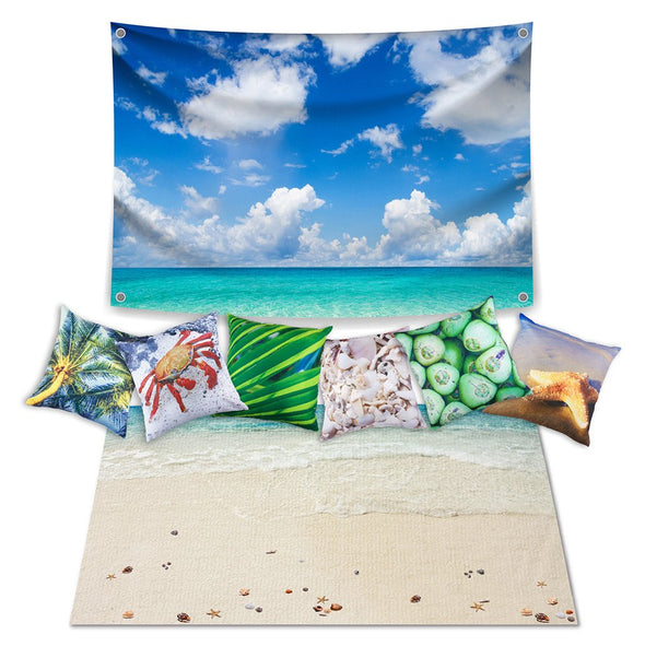 Beach Theme Set