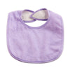 Bib Pack of 10 - Purple