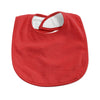 Bib Pack of 10 - Red