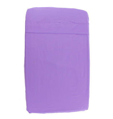 Cot Sheet Set - Purple
