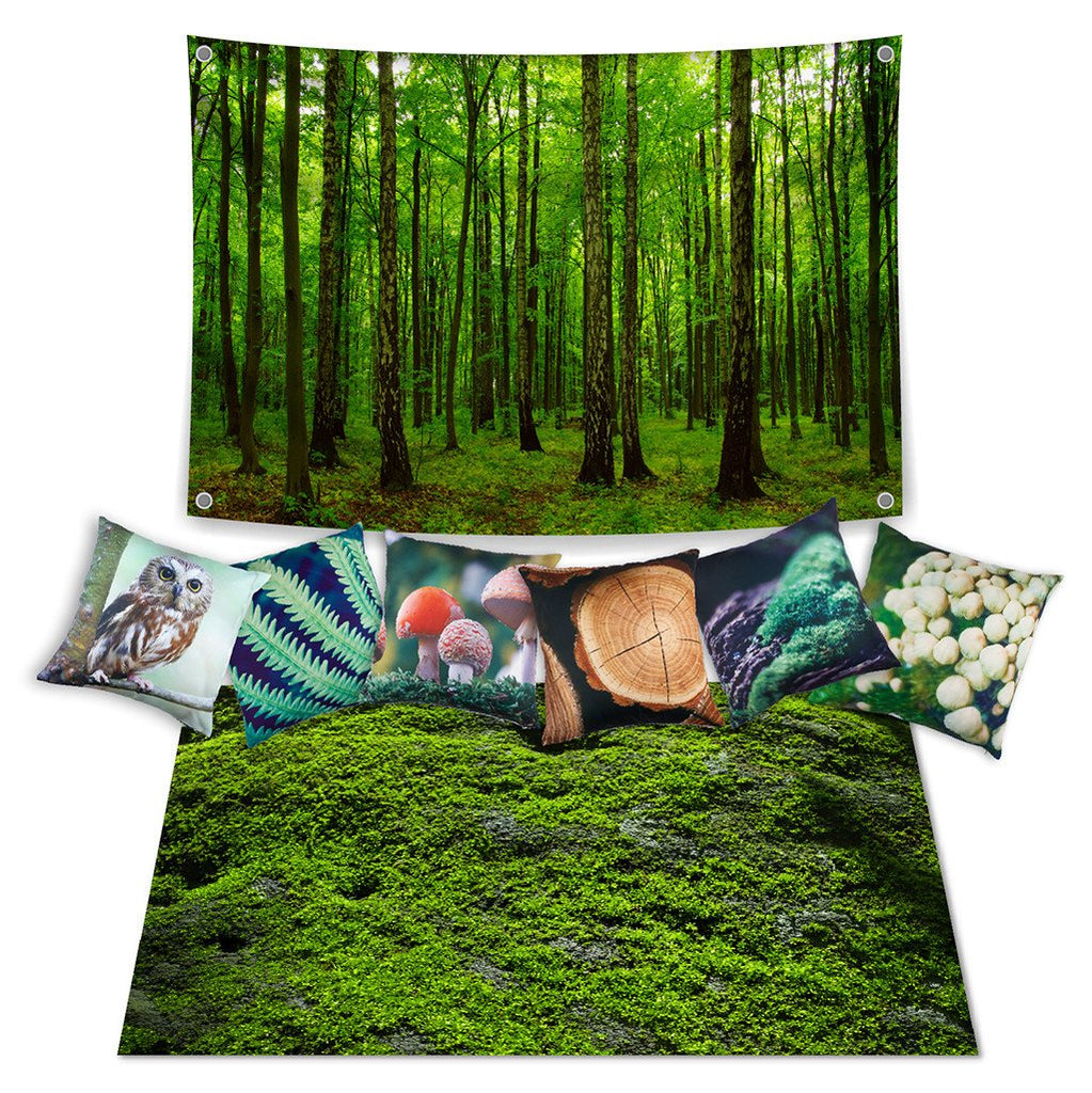 Forest Theme Set