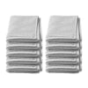 Face Washer Pack of 10 - Grey