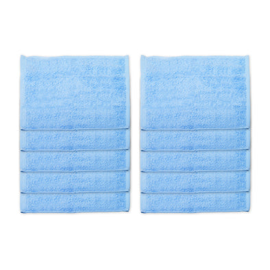 Hand Towel Pack of 10 - Blue