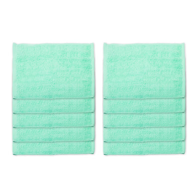 Hand Towel Pack of 10 - Green