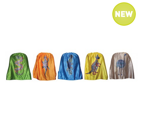 Marrung Capes Set of 5