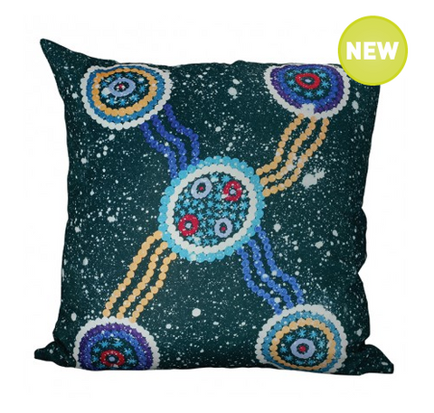 Munni Dreaming Cushion Cover