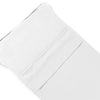 Stretcher and Mat Sheet Set - White