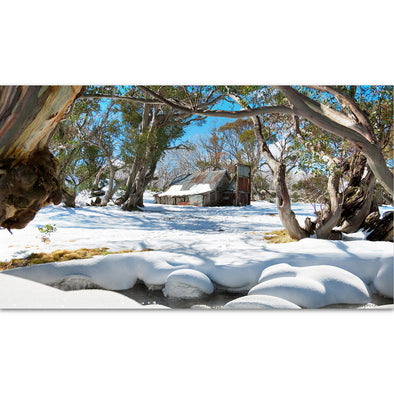 Winter Backdrop 3m x 1.7m