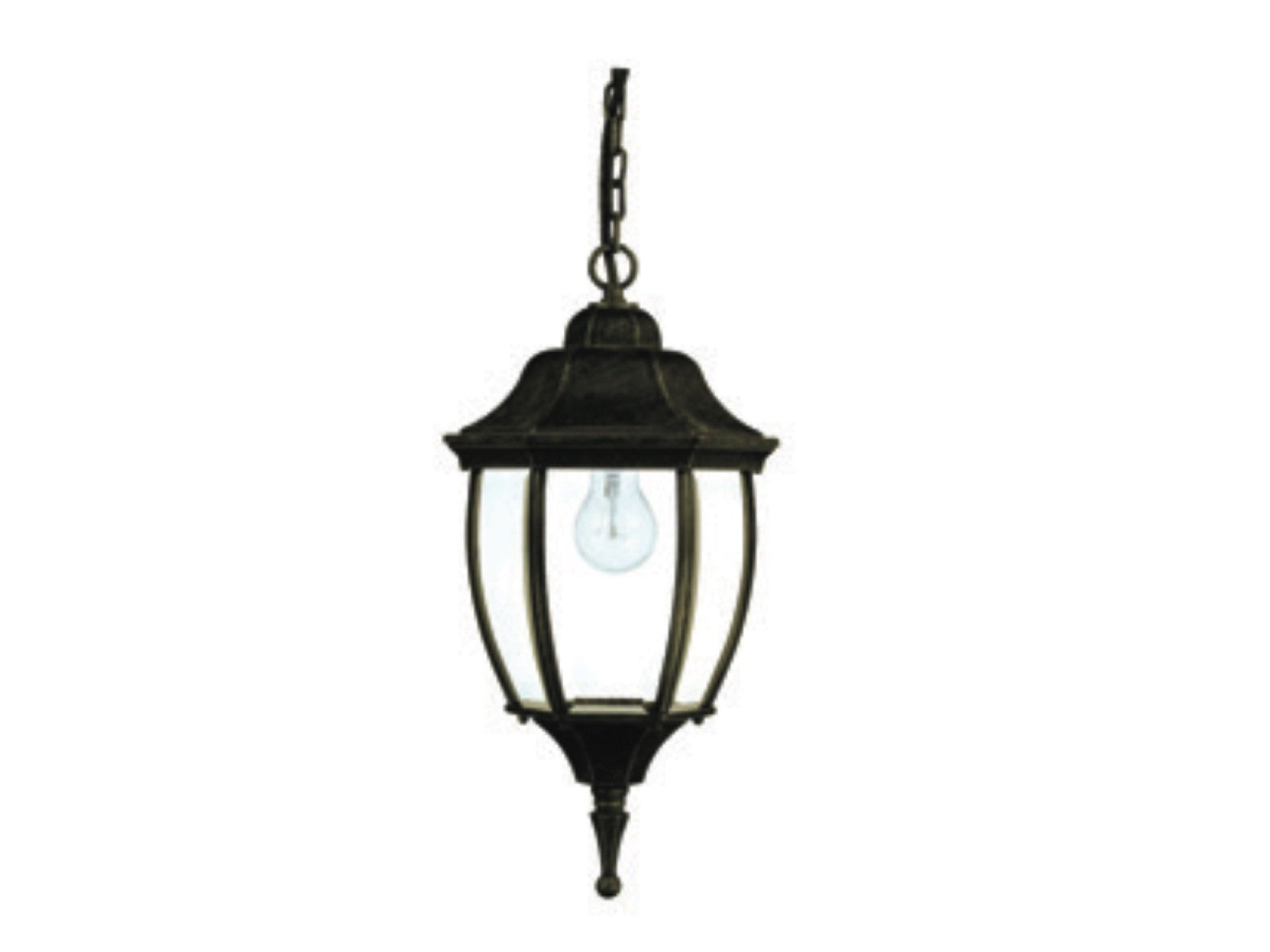 finest selection 62479 082ba OUTDOOR LAMP HANGING 560-HG