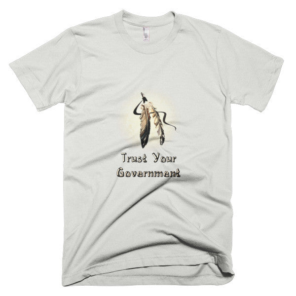 Men's T-shirt - Trust Your Government