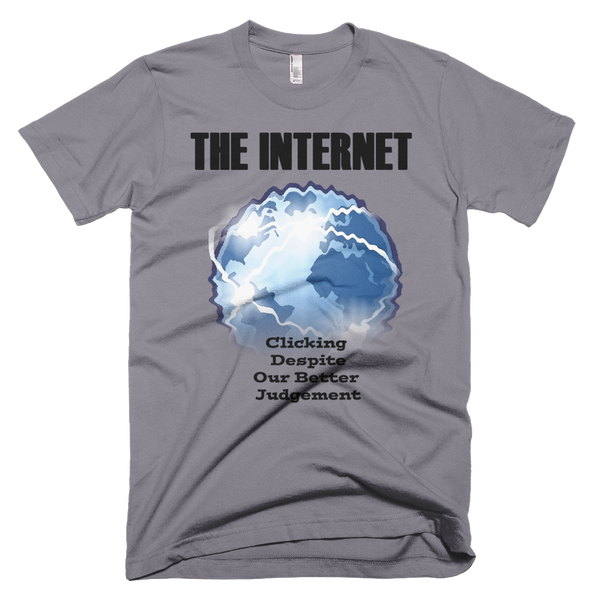 Men's T-Shirt - The Internet