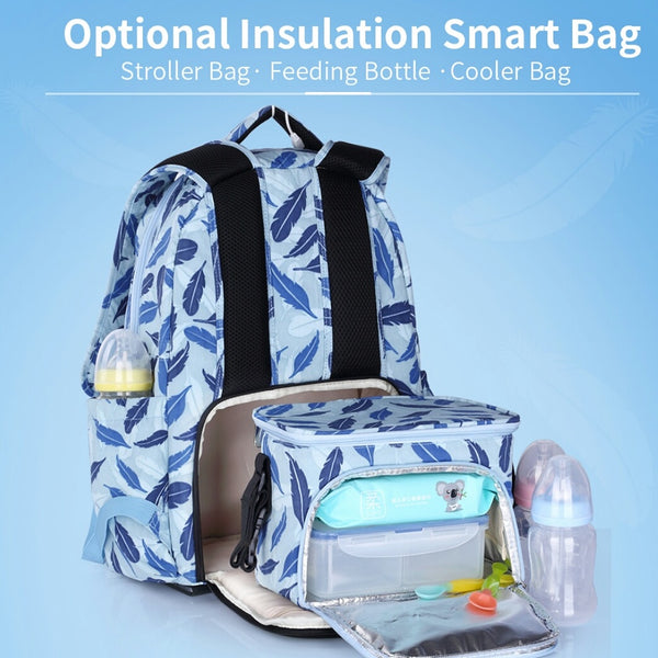 2 in 1 Multi Functional Backpack