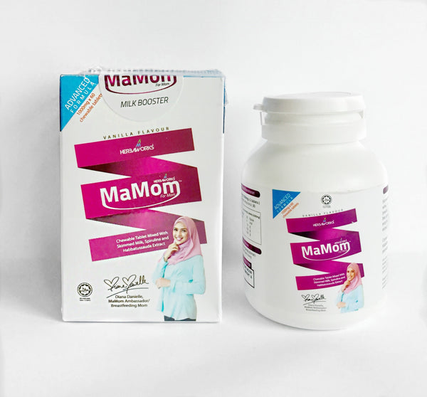 MaMom Milk Booster: Basic