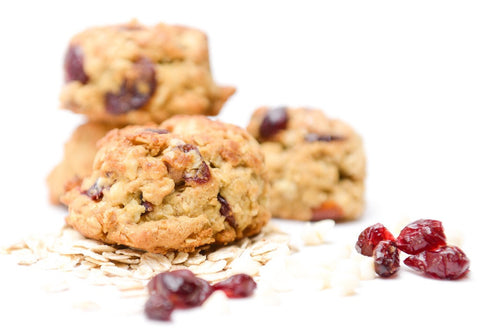 Oats, Cranberry & White Chocolate Chip Lactation Cookie