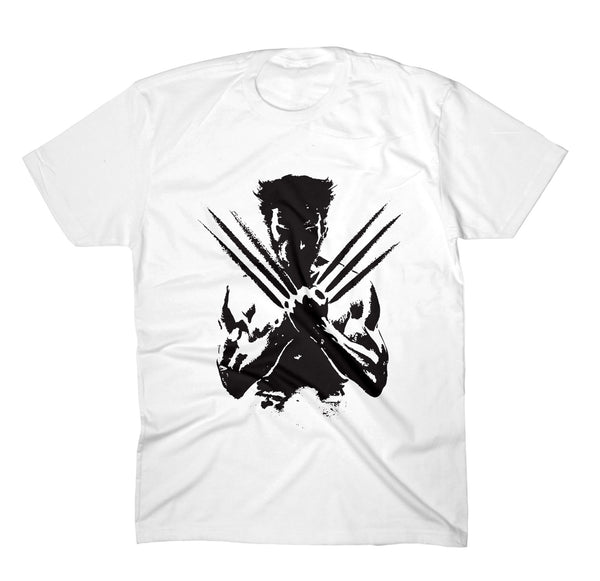 Wolverine Tee, T-Shirt - clinger