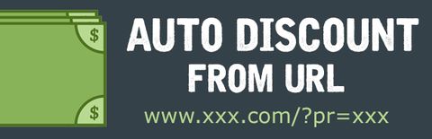 Auto Discount From Url