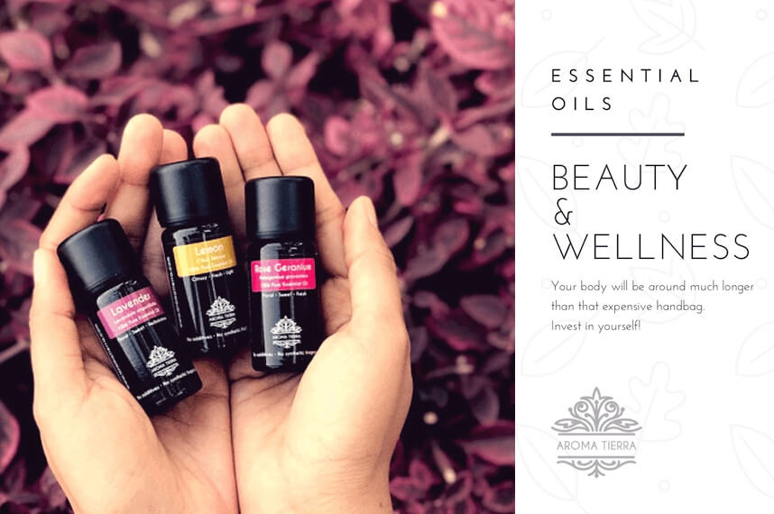 Be your own healer - Explore Essential oils for beauty & wellness