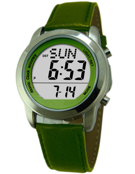 Digital Radio Controlled Watch