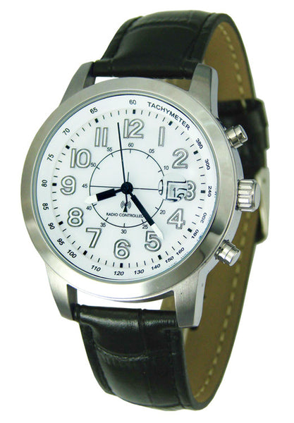 Military Radio Controlled Watch