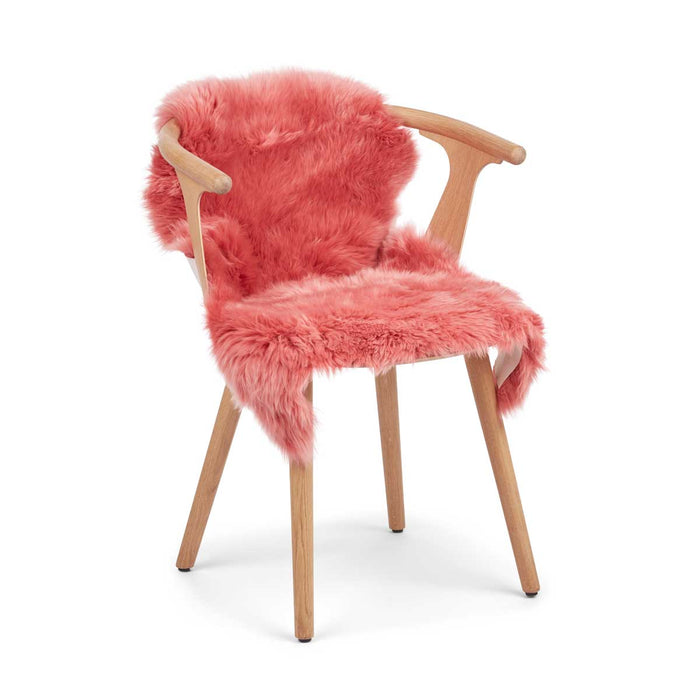 NC Living CORAL COLLECTION Sheepskin, Long-wool, Premium quality, New Zealand, 90 cm Skins