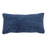 NC Living Cushion of 100% Wool-Fabric, size: 28x56cm Cushions Blue