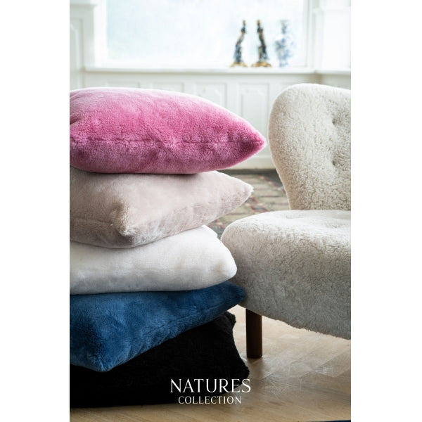 NC Living Cushion of 100% Wool-Fabric, size: 28x56cm Cushions