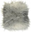 NC Living Icelandic sheepskin cushion - Longwool | 40x40 cm. Cushions Natural Grey