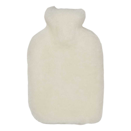 NC Living Moccasin Hot water bottle Hot Water Bottle White