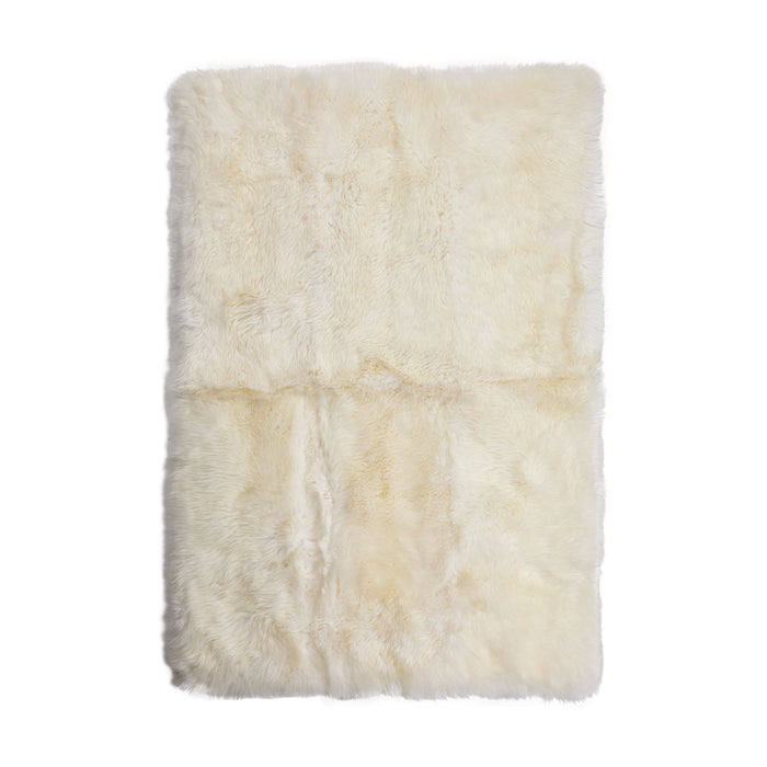 NC Living New Zealand Design Rug - LongWool | 170x240 cm. Design Rugs Ivory