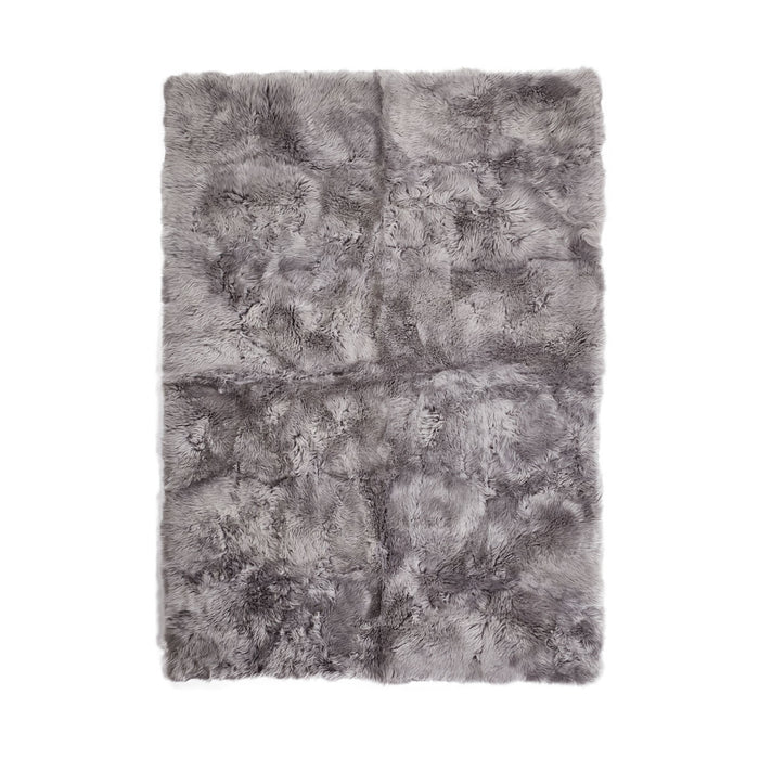 NC Living New Zealand Design Rug | Longwool | 200x300 cm. Design Rugs Light Grey