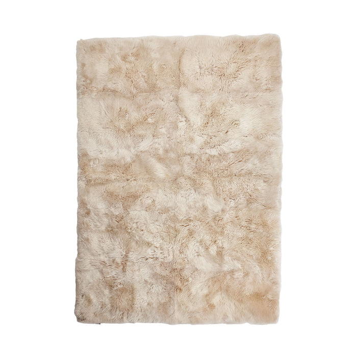 NC Living New Zealand Design Rug | Longwool | 200x300 cm. Design Rugs Linen