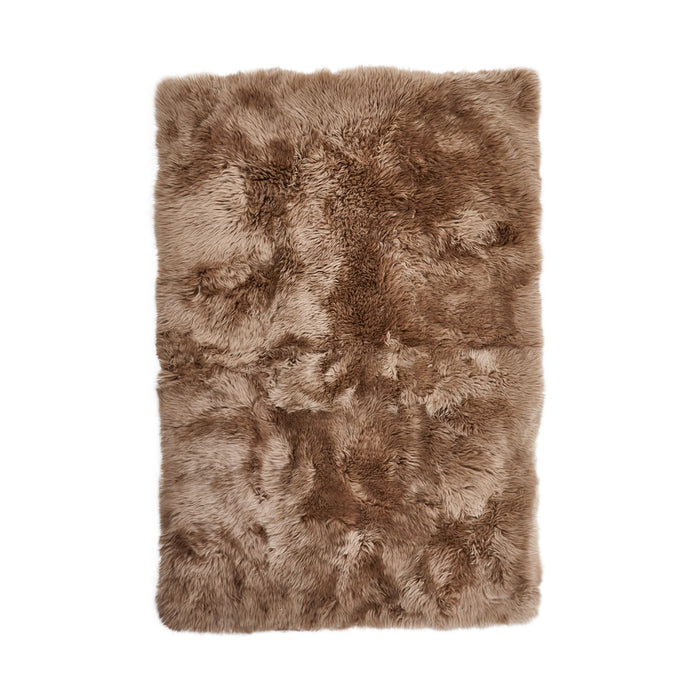 NC Living New Zealand Design Rug | Longwool | 200x300 cm. Design Rugs Taupe