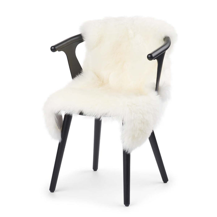 NC Living New Zealand Sheepskin - Longwool | 100 cm. Skins Ivory