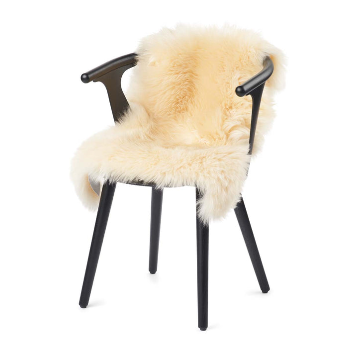 NC Living New Zealand Sheepskin - Longwool | 100 cm. Skins Light honey