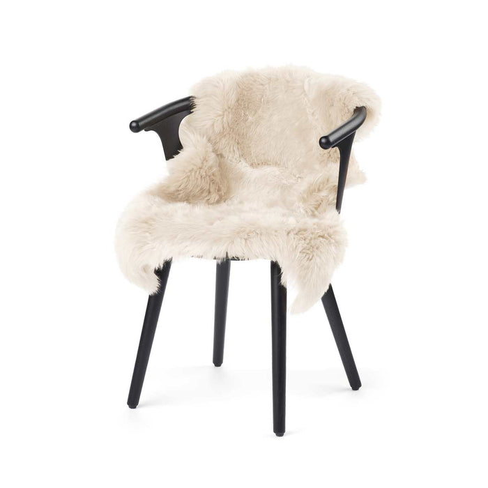 NC Living New Zealand Sheepskin - Longwool | 100 cm. Skins Linen