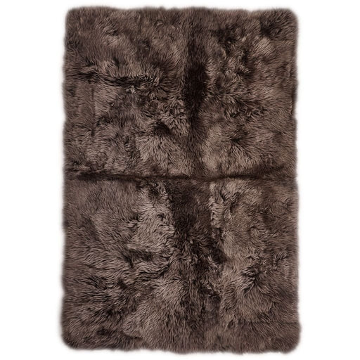 NC Living New Zealand Design Rug - LongWool | 250x350 cm. Design Rugs Walnut